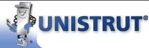 Unistrut is the original metal framing company